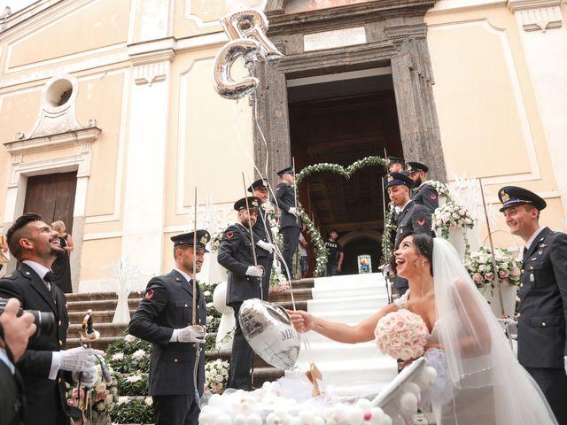 Il matrimonio di Rocco e Caterina a Macerata Campania, Caserta 86