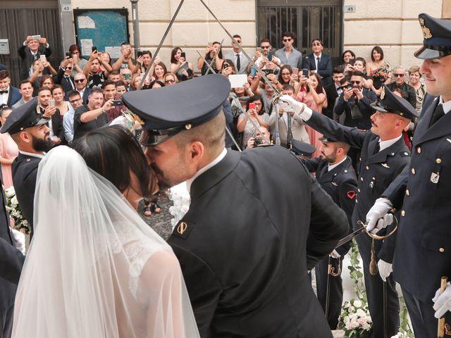 Il matrimonio di Rocco e Caterina a Macerata Campania, Caserta 88