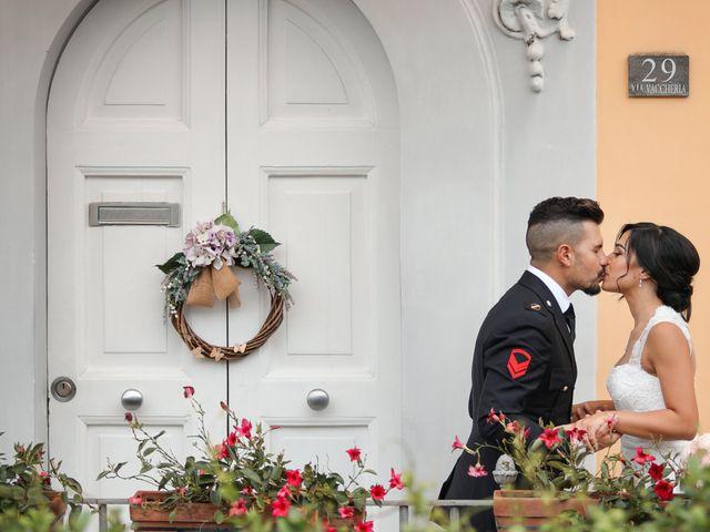 Il matrimonio di Rocco e Caterina a Macerata Campania, Caserta 89