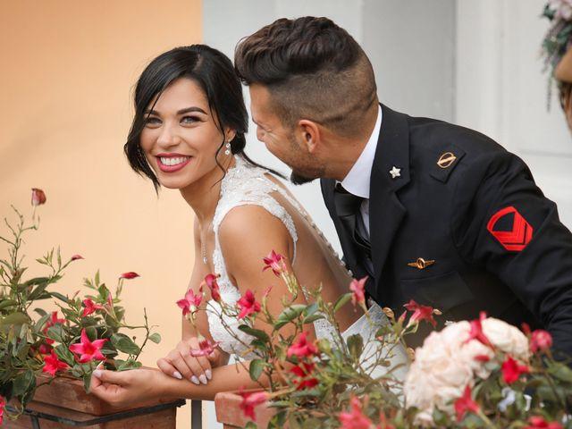 Il matrimonio di Rocco e Caterina a Macerata Campania, Caserta 90