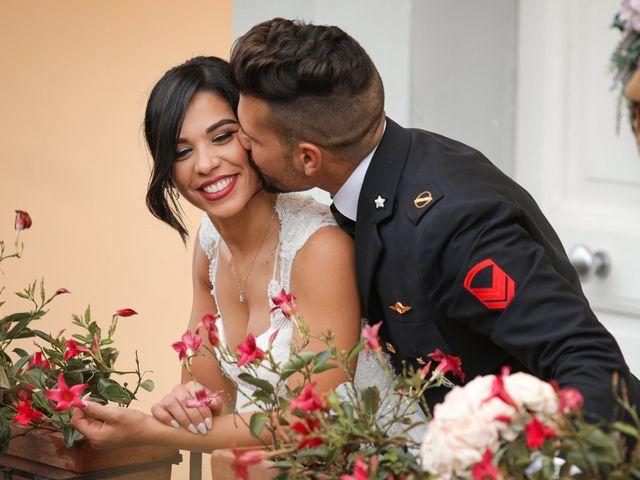 Il matrimonio di Rocco e Caterina a Macerata Campania, Caserta 91