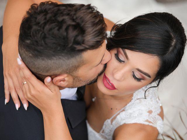 Il matrimonio di Rocco e Caterina a Macerata Campania, Caserta 92