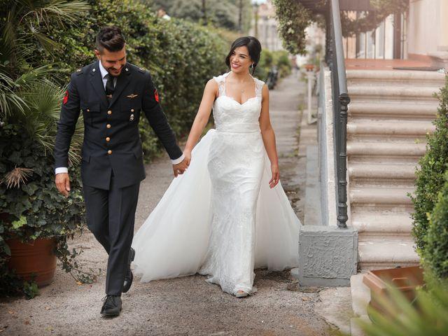Il matrimonio di Rocco e Caterina a Macerata Campania, Caserta 93