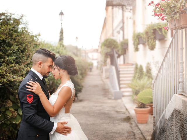 Il matrimonio di Rocco e Caterina a Macerata Campania, Caserta 94