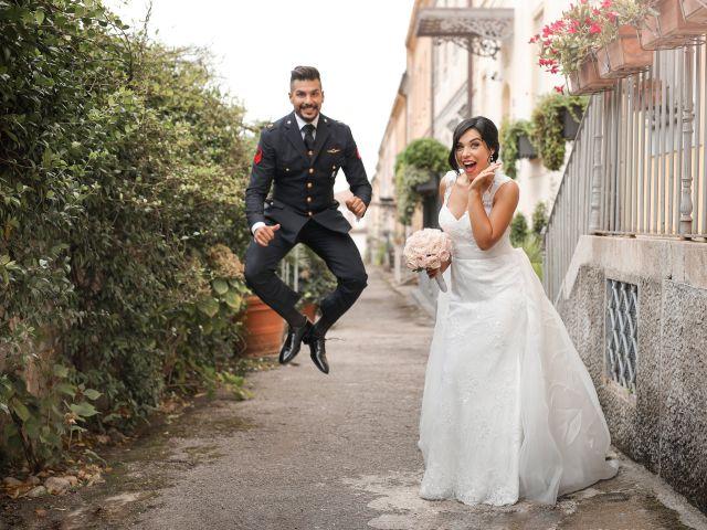 Il matrimonio di Rocco e Caterina a Macerata Campania, Caserta 96