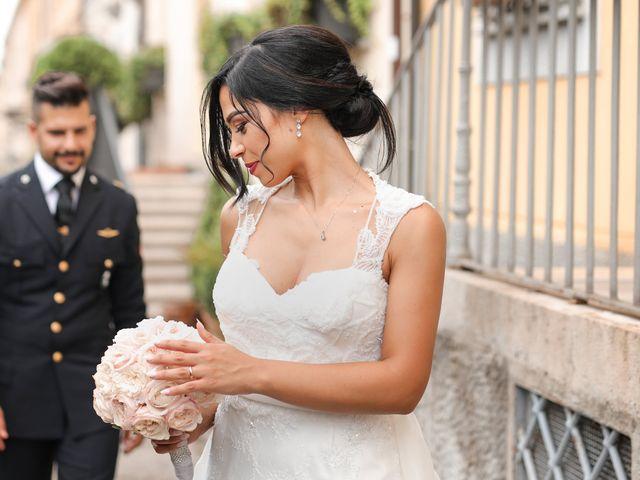 Il matrimonio di Rocco e Caterina a Macerata Campania, Caserta 97