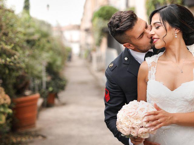 Il matrimonio di Rocco e Caterina a Macerata Campania, Caserta 98