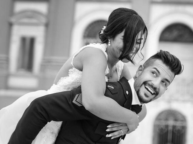 Il matrimonio di Rocco e Caterina a Macerata Campania, Caserta 103