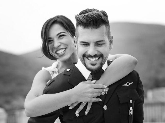 Il matrimonio di Rocco e Caterina a Macerata Campania, Caserta 105