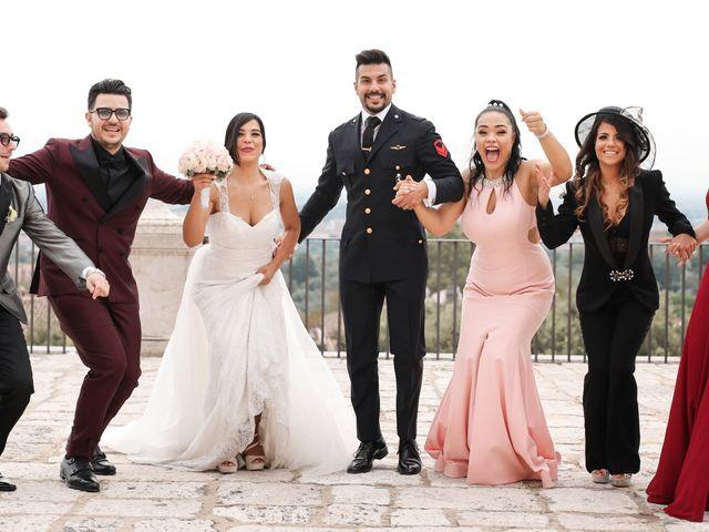 Il matrimonio di Rocco e Caterina a Macerata Campania, Caserta 113