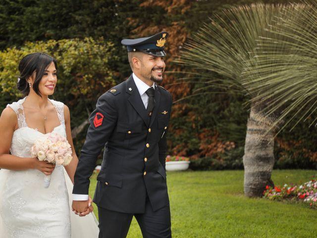 Il matrimonio di Rocco e Caterina a Macerata Campania, Caserta 116