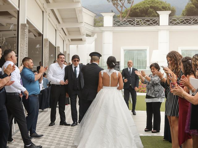 Il matrimonio di Rocco e Caterina a Macerata Campania, Caserta 117