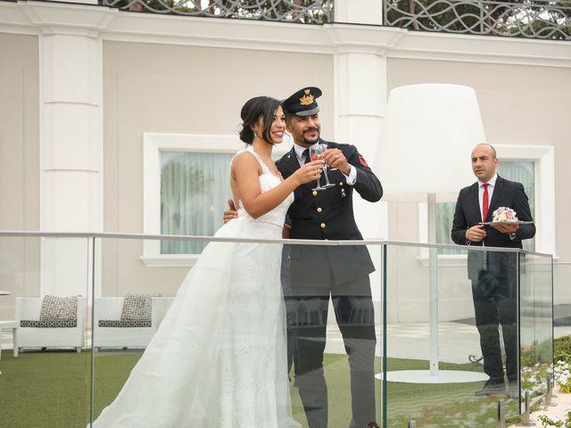 Il matrimonio di Rocco e Caterina a Macerata Campania, Caserta 118