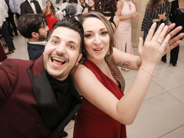 Il matrimonio di Rocco e Caterina a Macerata Campania, Caserta 137