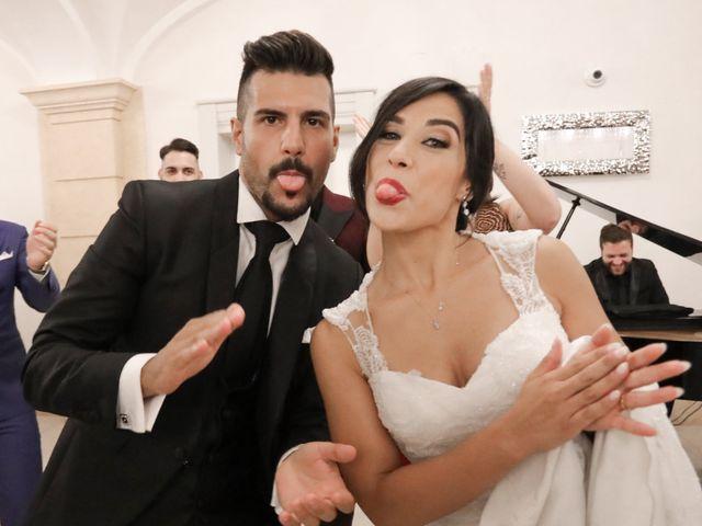 Il matrimonio di Rocco e Caterina a Macerata Campania, Caserta 138