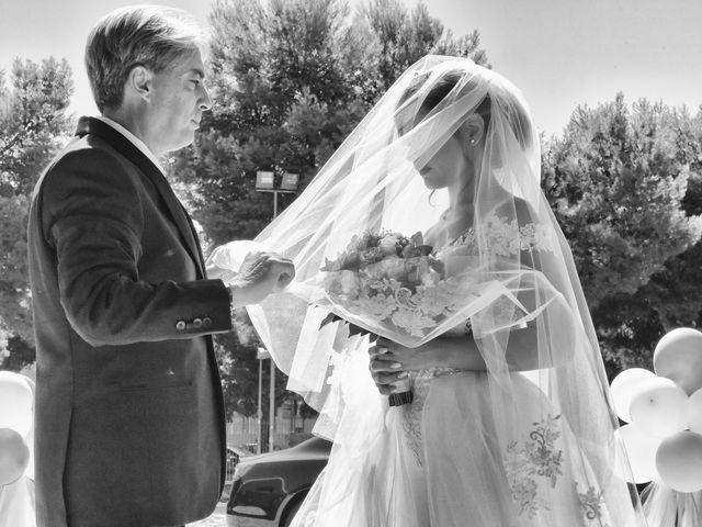 Il matrimonio di Maria e Alessio a Foggia, Foggia 11