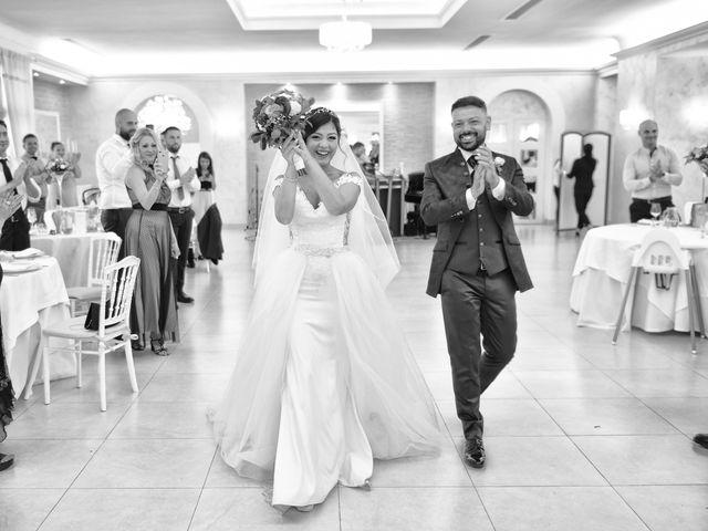 Il matrimonio di Maria e Alessio a Foggia, Foggia 16