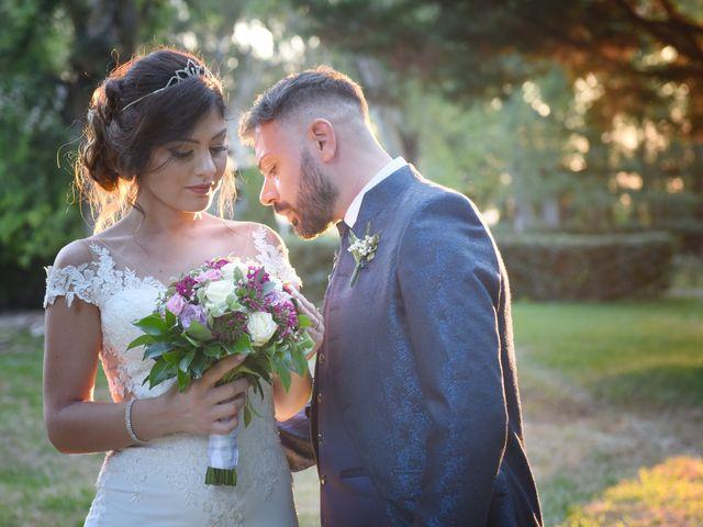 Il matrimonio di Maria e Alessio a Foggia, Foggia 20