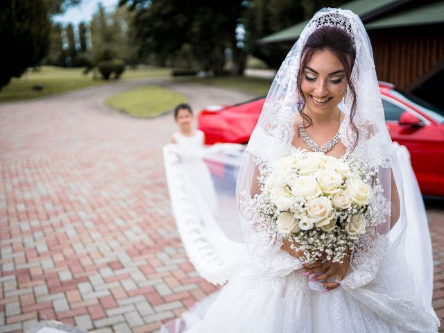 Il matrimonio di Cristian e Paola a Caramagna Piemonte, Cuneo 19