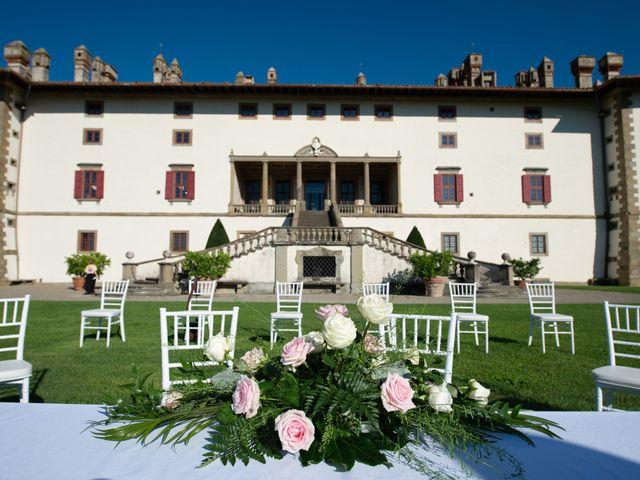 Il matrimonio di Maurizio e Erika a Carmignano, Prato 6
