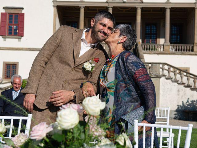 Il matrimonio di Maurizio e Erika a Carmignano, Prato 8