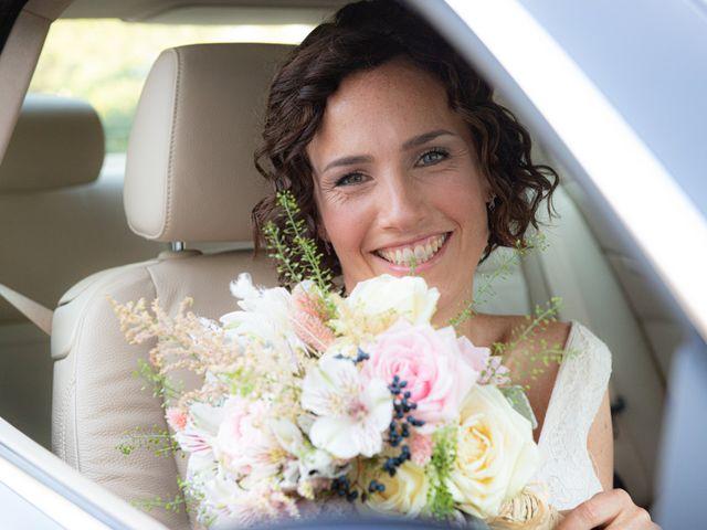 Il matrimonio di Maurizio e Erika a Carmignano, Prato 9