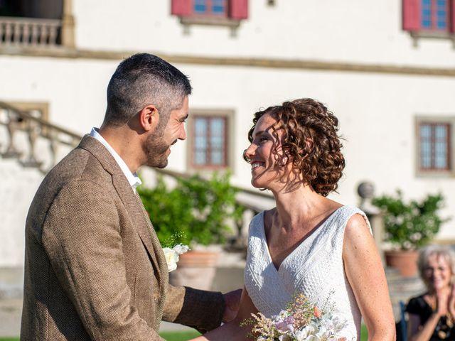 Il matrimonio di Maurizio e Erika a Carmignano, Prato 14