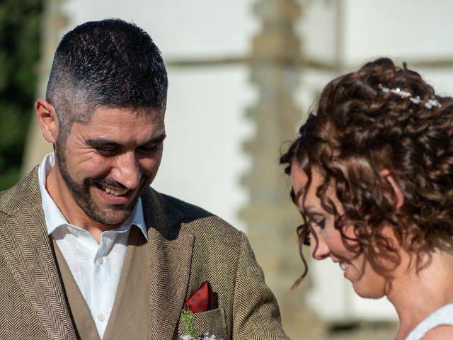 Il matrimonio di Maurizio e Erika a Carmignano, Prato 16