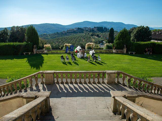 Il matrimonio di Maurizio e Erika a Carmignano, Prato 17