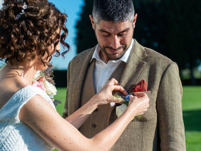Il matrimonio di Maurizio e Erika a Carmignano, Prato 18