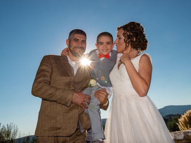Il matrimonio di Maurizio e Erika a Carmignano, Prato 19
