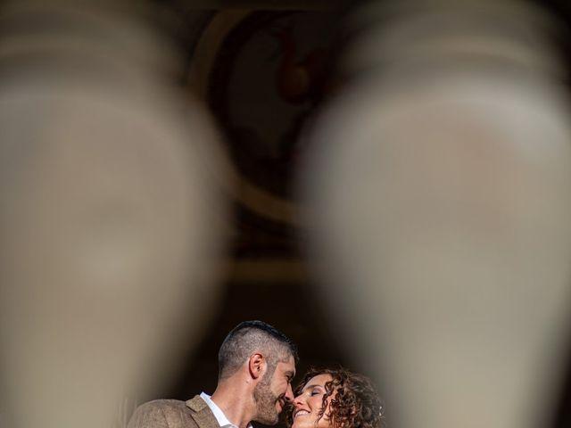 Il matrimonio di Maurizio e Erika a Carmignano, Prato 22