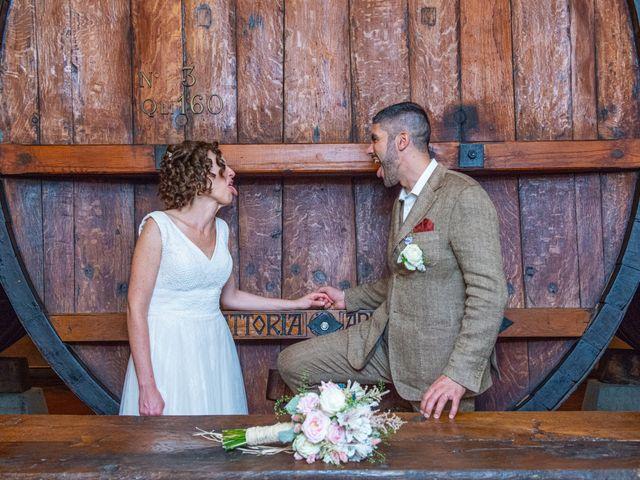 Il matrimonio di Maurizio e Erika a Carmignano, Prato 24