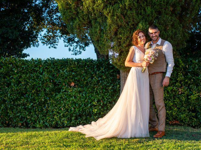 Il matrimonio di Maurizio e Erika a Carmignano, Prato 28