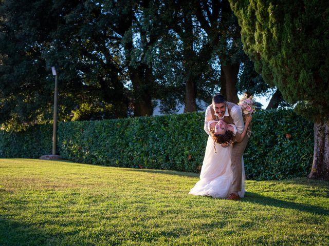 Il matrimonio di Maurizio e Erika a Carmignano, Prato 29