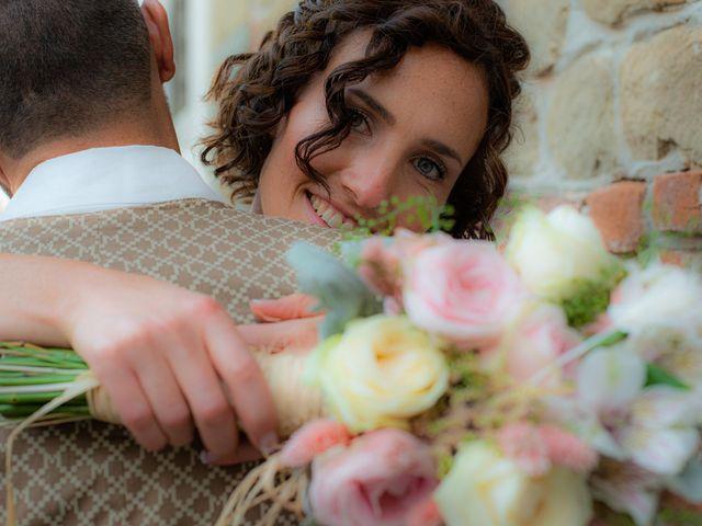 Il matrimonio di Maurizio e Erika a Carmignano, Prato 32