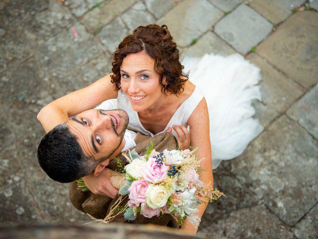 Il matrimonio di Maurizio e Erika a Carmignano, Prato 35