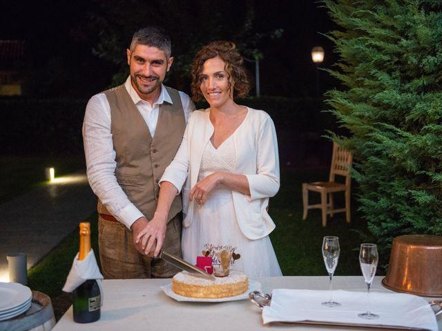 Il matrimonio di Maurizio e Erika a Carmignano, Prato 36