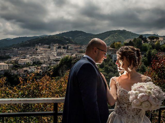 Il matrimonio di Federico e Stefania a Rossano, Cosenza 16