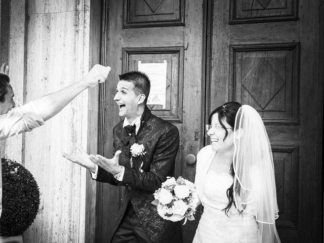Il matrimonio di Roberta e Emanuele a Novara, Novara 8