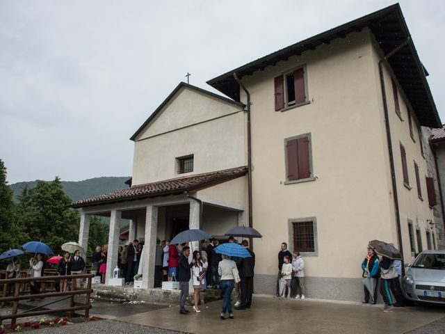 Il matrimonio di Alex e Silvia a Albino, Bergamo 8