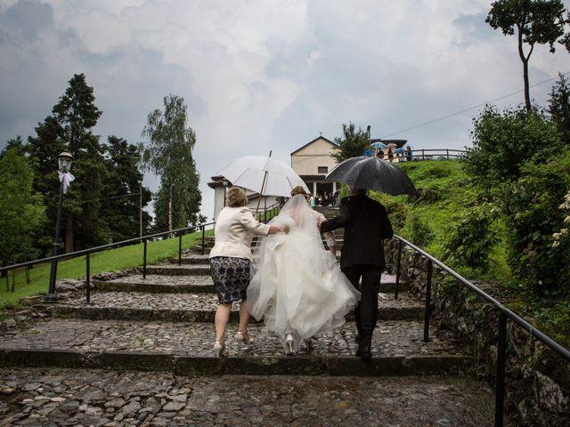 Il matrimonio di Alex e Silvia a Albino, Bergamo 16