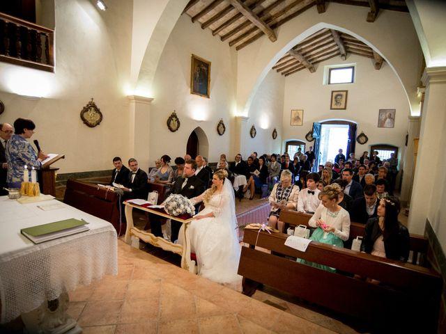 Il matrimonio di Alex e Silvia a Albino, Bergamo 20