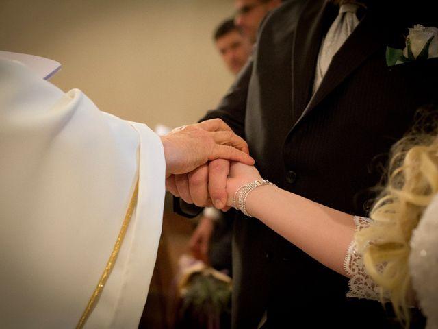 Il matrimonio di Alex e Silvia a Albino, Bergamo 23