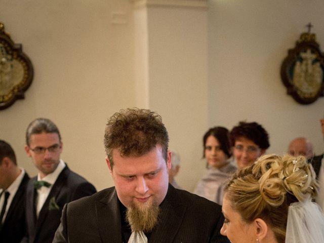 Il matrimonio di Alex e Silvia a Albino, Bergamo 24
