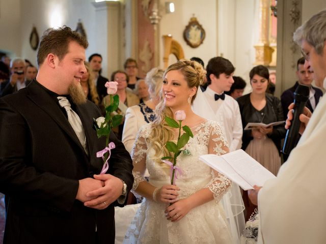 Il matrimonio di Alex e Silvia a Albino, Bergamo 25