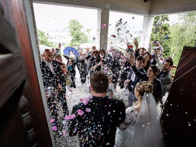 Il matrimonio di Alex e Silvia a Albino, Bergamo 27