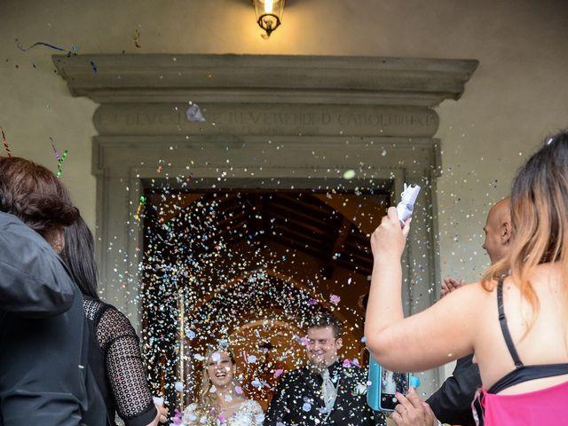 Il matrimonio di Alex e Silvia a Albino, Bergamo 28