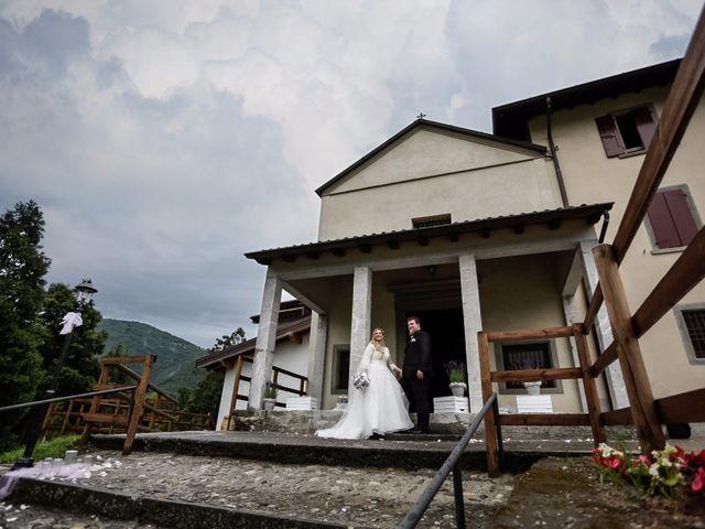 Il matrimonio di Alex e Silvia a Albino, Bergamo 29