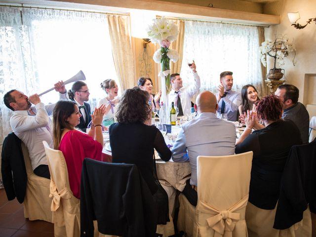 Il matrimonio di Alex e Silvia a Albino, Bergamo 35